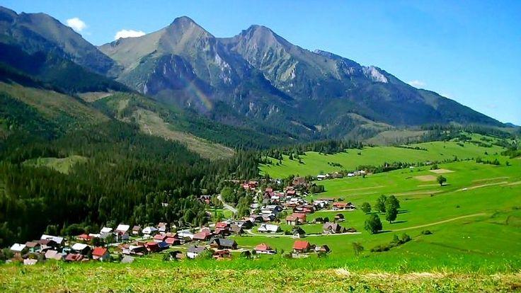 Zdiar, Slovakia Home of the Zoricaks