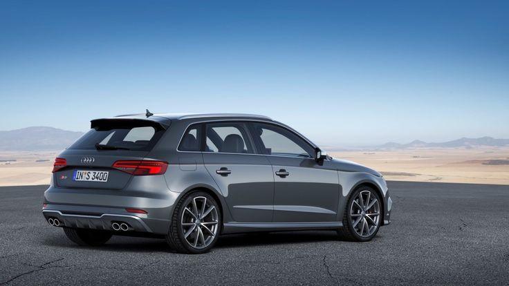 Video Audi S3 Sportback Reviewed By Carwow Audi A3 Sportback Audi A3 Audi Rs3