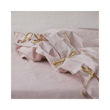 Duvet cover Solid Colour, 150x210 cm, Wild Rose