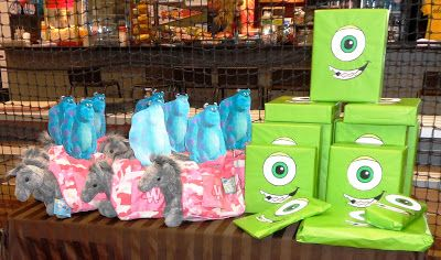 Monsters Inc. Party Favors
