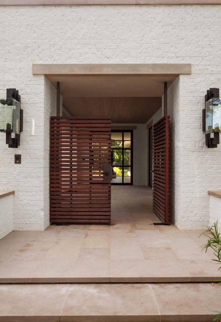 Schiebetür außen garage  Die 560 besten Bilder zu Doors auf Pinterest   blaue Türen ...