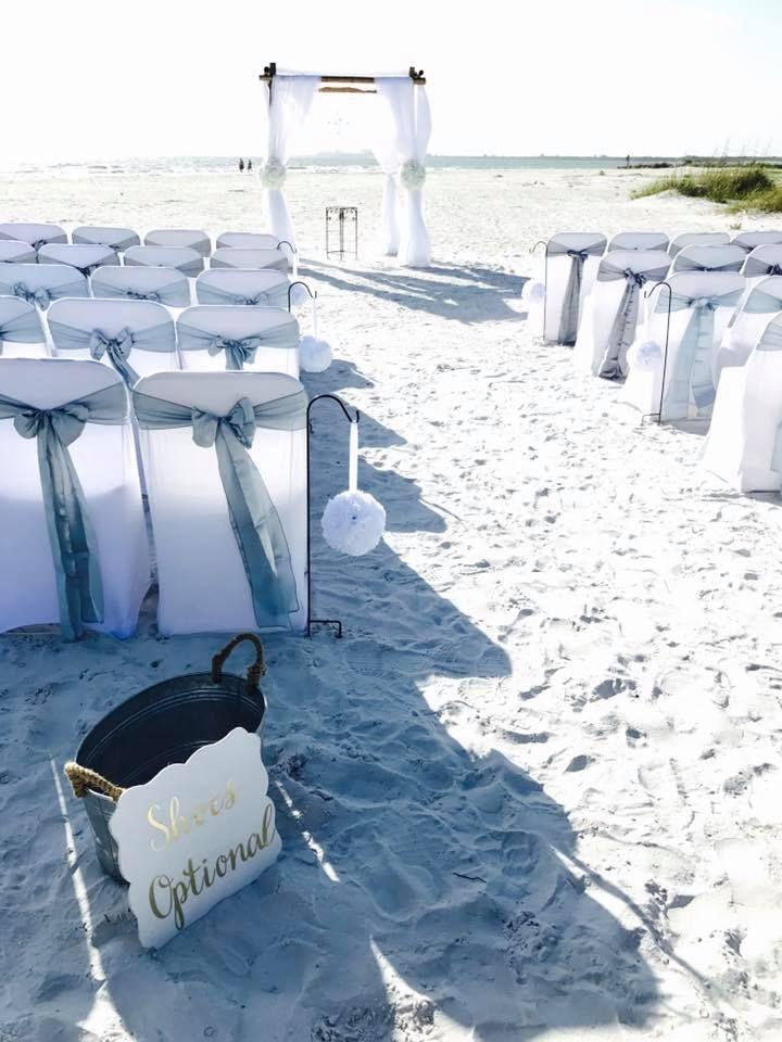 55 Best Beach Weddings By Platinum Images On Pinterest