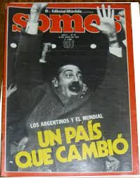 Resultado de imagen para tapas de clarin durante la dictadura militar