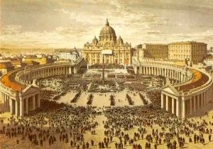 Vatican calls for World Government and New World Order - The beast power is roaring like a lion...like it's master.