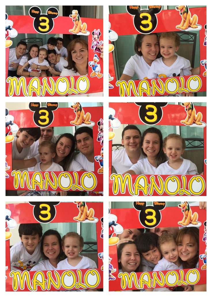 Mi hermosa Familia celebrando 3 años de disfrutar a nuestro integrante más pequeñito... Te amamos Manolo
