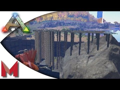 ARK Survival Evolved - Building the Elevator! S3E71 Gameplay - copy ark argentavis blueprint