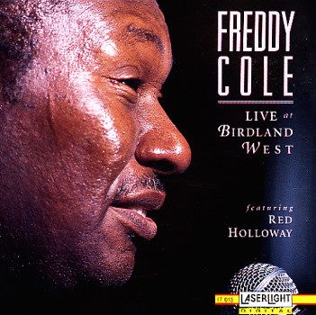 Freddy Cole: Live At Birdland West