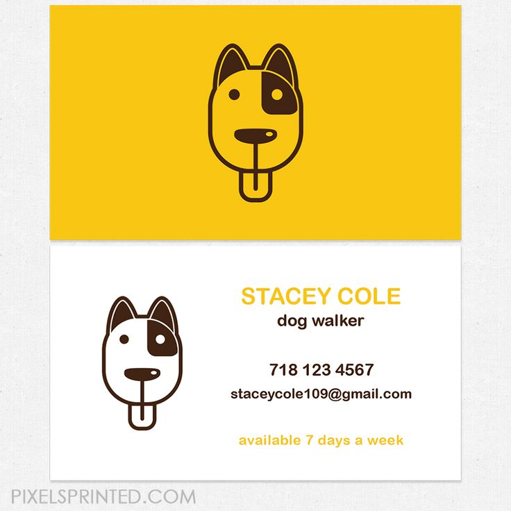 22 best dog walkers / pet sitters images on Pinterest | Business ...