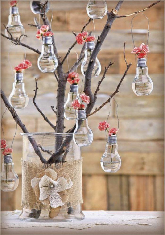 Die besten 25+ Deko glühbirne Ideen auf Pinterest Glühbirnen - dekoration k che selber machen