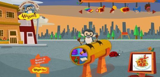 AYUDA PARA MAESTROS: Maguare - Universo virtual para Educación Infantil...