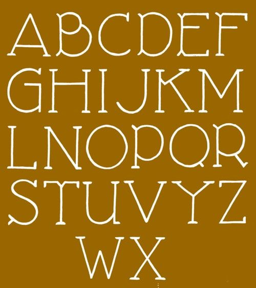 Best images about cool fonts on pinterest behance