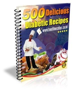Struggling to find tasty diabetic foods? Then download these 500 Delicious Diabetic Recipes.