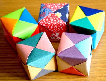 40 best images about origami on pinterest for How to make simple things out of paper