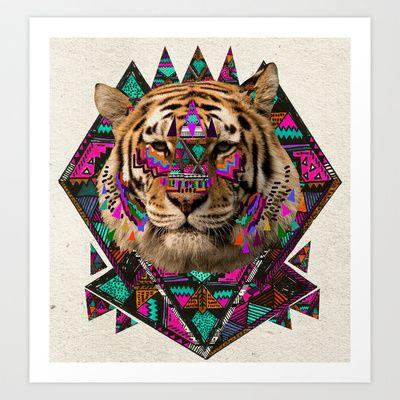 ▲WILD MAGIC▲ Art Print by Kris Tate - $20.00