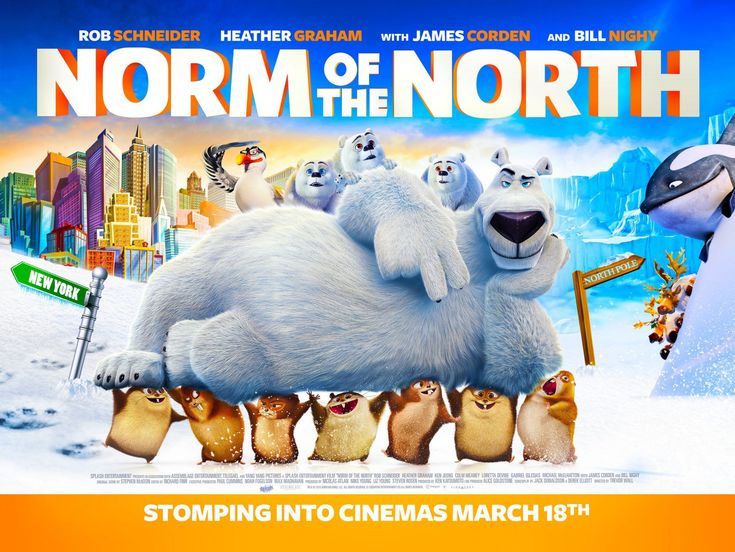 Norm of the North Poster #6   CineJab