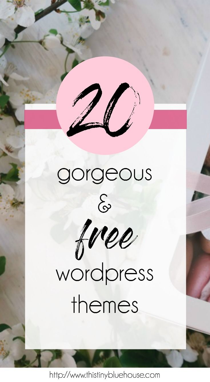 Brand your mom blog with one of these gorgeous and free Wordpress themes!