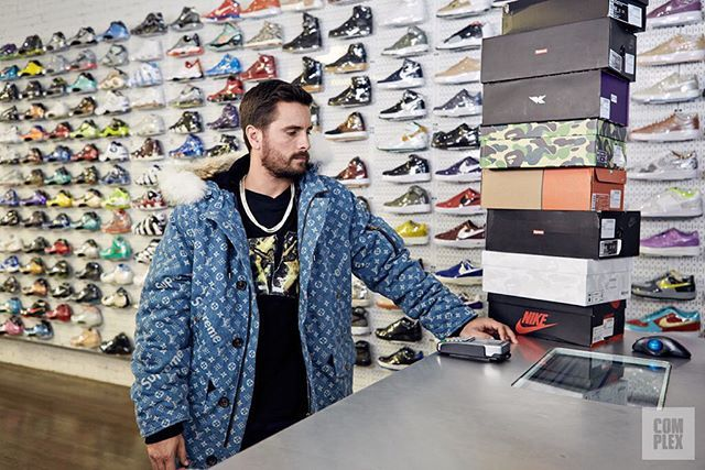 """We linked up with Lord Disick for a RARE interview in NYC on a brand new episode of """"Sneaker Shopping."""" LINK IN BIO for the full episode.  @upnup via COMPLEX MAGAZINE OFFICIAL INSTAGRAM - Fashion Campaigns  Culture  Advertising  Editorial Photography  Magazine Cover Designs  Supermodels  Runway Models"""