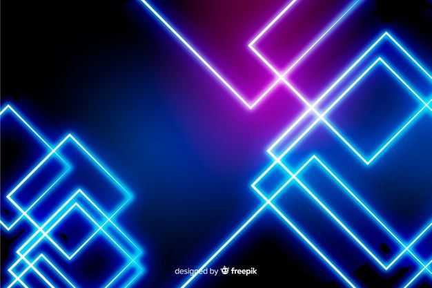 Futuristic Neon Border Blue With Flare Light Effect Border Clipart Neon Banner Png And Vector With Transparent Background For Free Download Light Flare Lens Flare Futuristic
