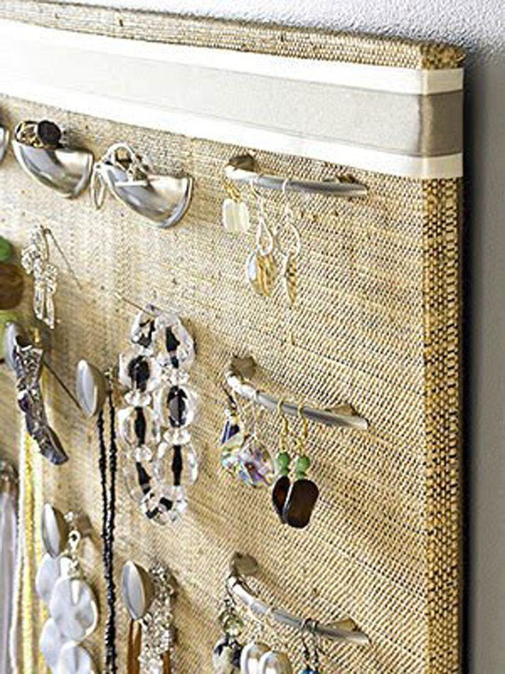 33 best Unique Jewelry Storage Ideas images on Pinterest Good