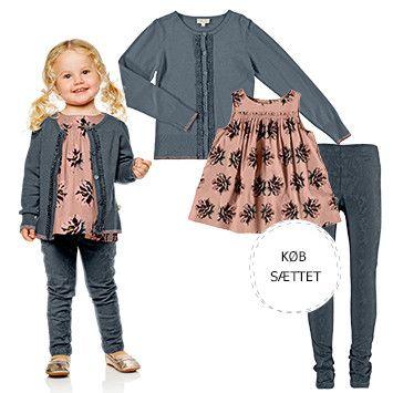 Alt muligt tøj fra Pomp de Lux - str. 104.  Vi elsker det! Der er især mange fine cardigans.