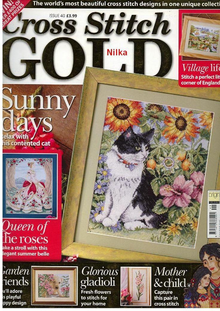 Cross Stitch Gold 40 by 4587 4587 - issuu