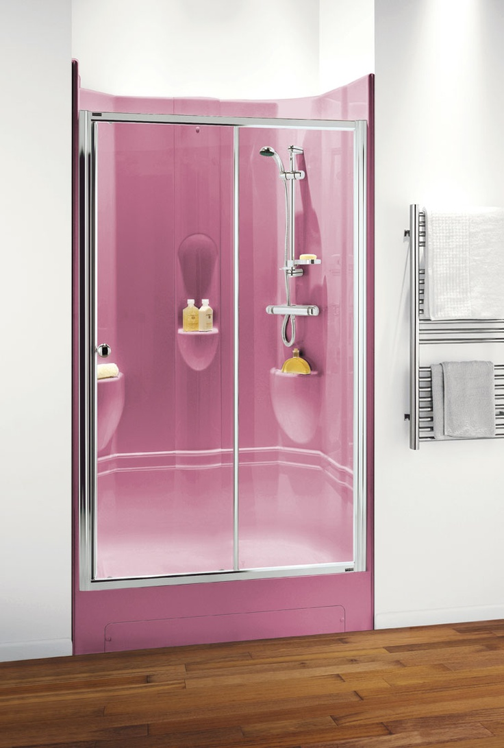 Create a rainbow with Coram Showerpods new colour palettes!
