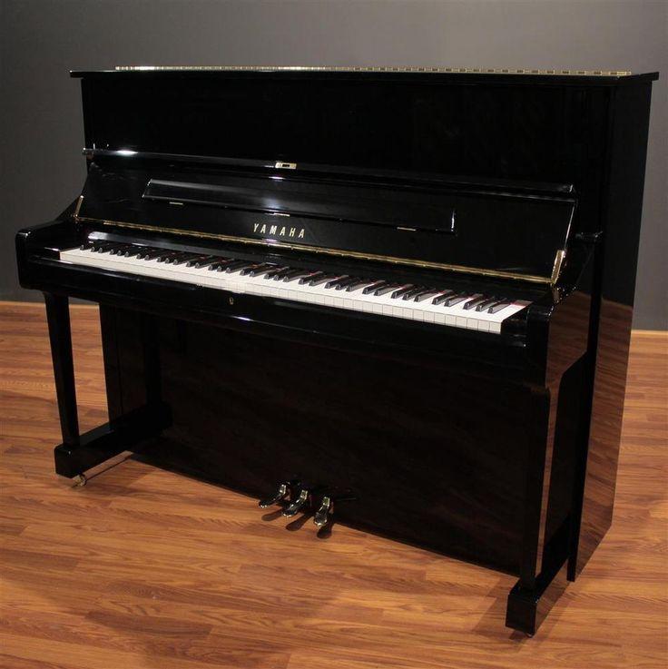 $ 5,990 - Yamaha U1 48'' Studio Upright Piano 2004 Polished Ebony.  http://www.ebay.com/itm/Yamaha-U1-48-Studio-Upright-Piano-2004-Polished-Ebony-/111916575957?hash=item1a0ebf6cd5:g:sdYAAOSw~OVWzzXO