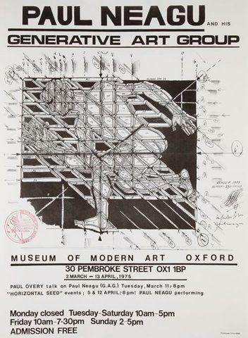 Modern Art Oxford 50:50   16. Paul Neagu    ...BTW, check this out!!!! :   http://artcaffeine.imobileappsys.com