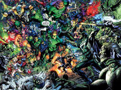 'Green Lantern', David Goyer y Justin Rhodes preparan el reboot sin Ryan Reynolds
