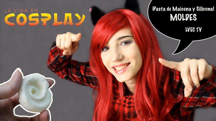 LVEC - Guía tutorial Cómo hacer pasta y moldes de Maicena por Hana Minamoto ¡Recuerda activar las notificaciones!  Si te ha gustado no olvides darnos un like, compartir y suscribírte ^^  ¿Serás el primero en ganar el juego de Costume Play?   Correo: lavidaencosplay@gmail.com WEB: http://www.lavidaencosplay.com Facebook LVEC: https://www.facebook.com/LaVidaEnCosplay.
