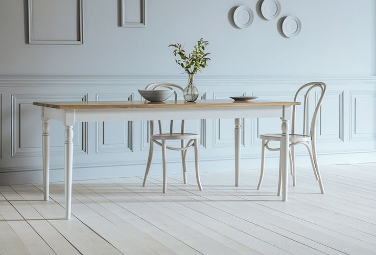 Bessie Dining Table with Toulouse Chairs