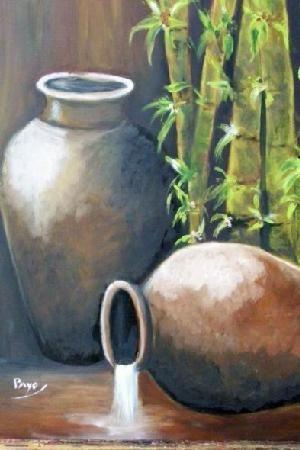 barro y bambú