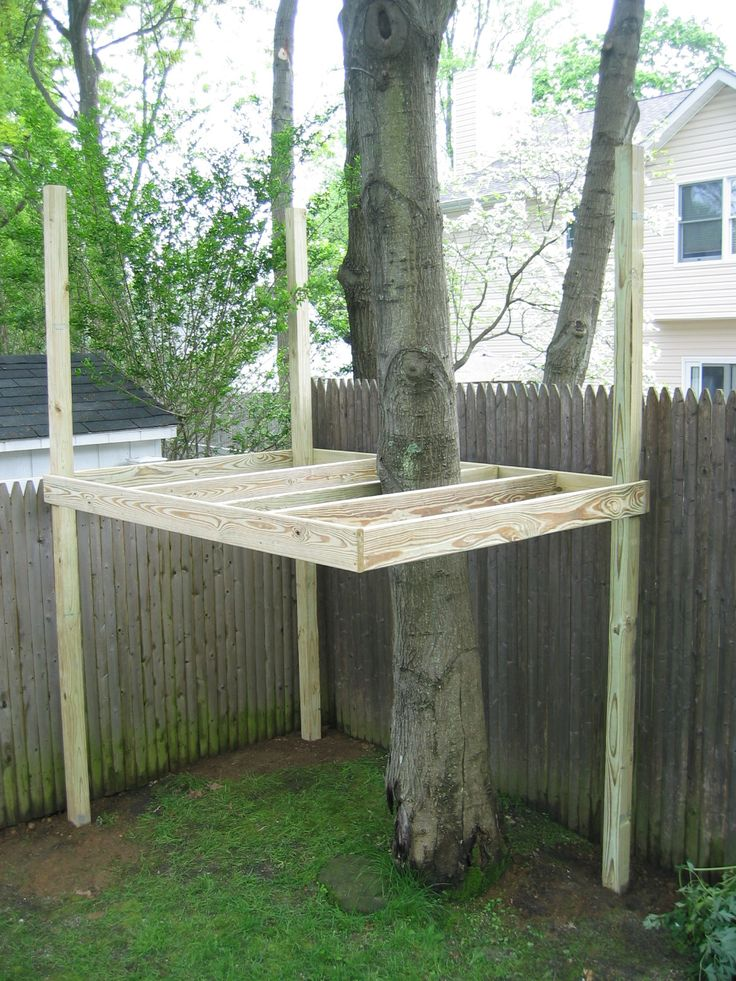Simple Tree Houses To Build For Kids 25 best tree house images on pinterest | treehouses, kid tree