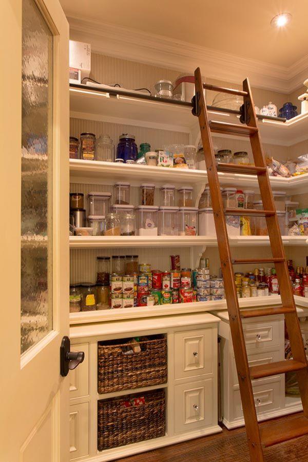 mind blowing kitchen pantry design ideas