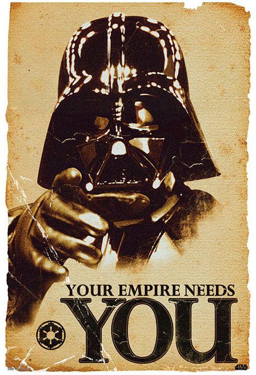Mi cajón de Imágenes: El Imperio te necesita