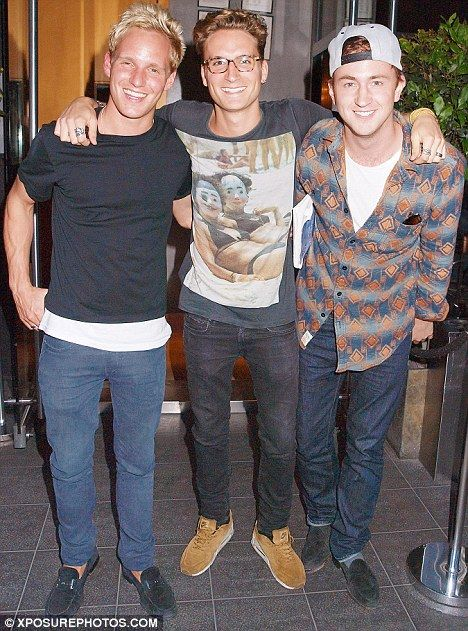 The made in Chelsea boys.