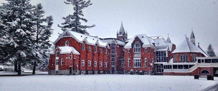 Bishop's University, Sherbrooke, Quebec