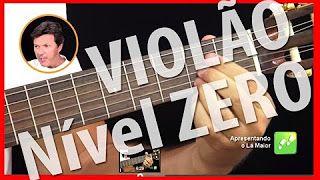 Aula 1 de Violão iniciante Nível Zero - YouTube