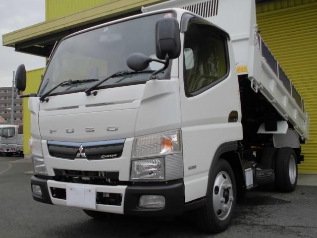 2020 Mitsubishi Fuso Canter 2 Ton Dump Truck Trucks Used Trucks For Sale Mitsubishi
