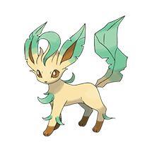 Leafeon #470   Pokemon.com