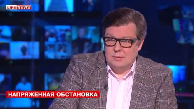 A Russian TV News channel aired an interview with political analyst Alexei Martynov who stated that the US intelligence had launched the Charlie Hebdo attack in order to