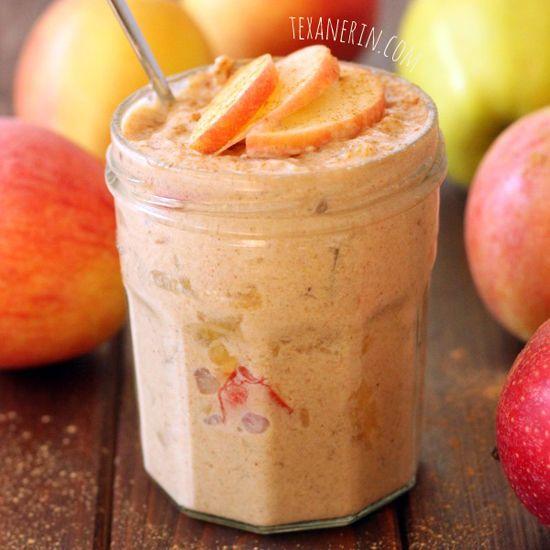 Apple Pie Smoothie - Texanerin Baking