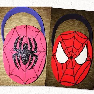Piñatas Las Palmas: Dulceros de Spiderman