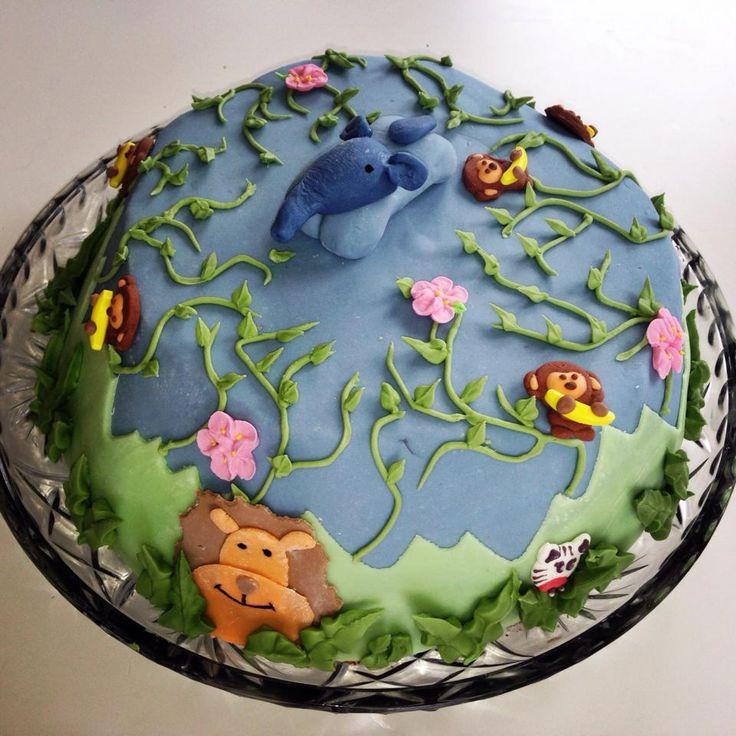 Verdens beste sjokoladekake – jungelversjon