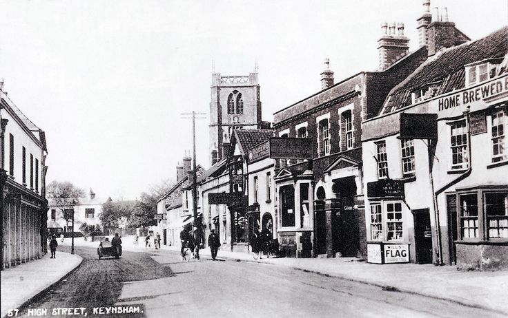 Old Somerset market town of Keynsham - List of public houses & inns - Past & Present | by brizzle born and bred