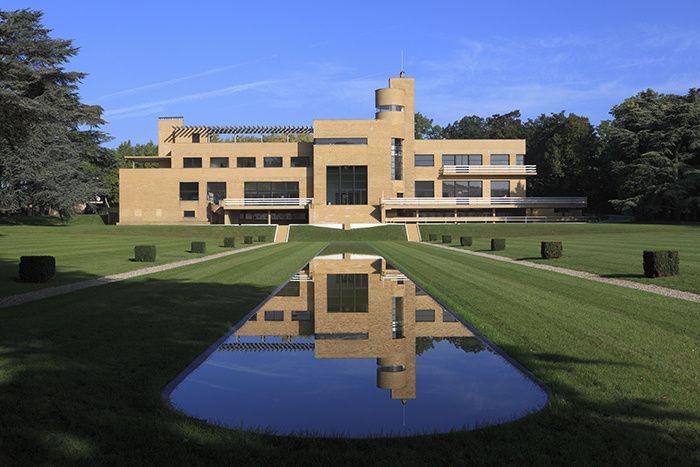 À côté de Roubaix, la Villa Cavroix de Robert Mallet-Stevens s'ouvre au public, après un long chantier assuré par le Centre des monuments nationaux. © Robert Mallet-Stevens – ADAGP © Jean-Luc Paillé – CMN