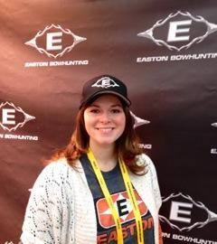 Easton Archery Welcomes Women's Top 3D Competitor Cara Fernandez