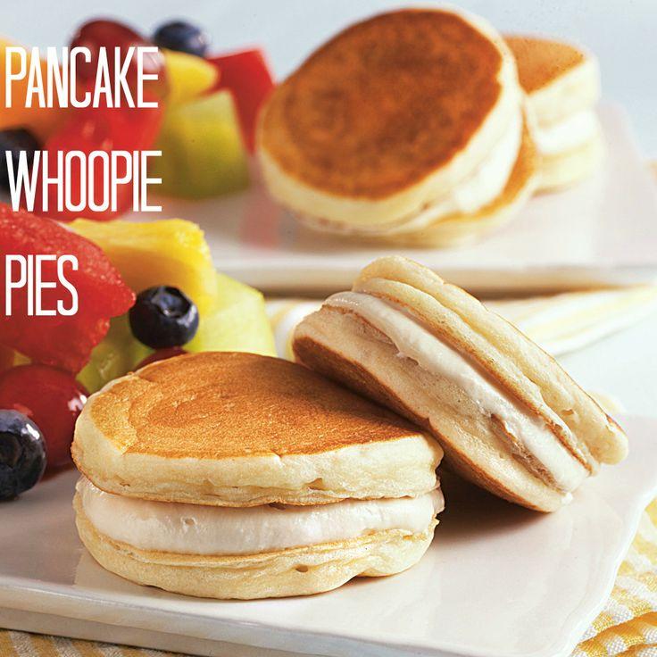 Pancake Whoopie Pies