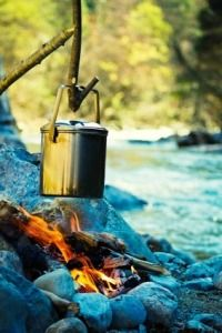 A long list of tips and tricks for camping from other campers.