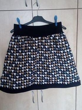 Suzy´s Minis by Suzy Ultman - Robert Kaufman Fabrics a krásná suknička od naší milé zákaznice Zuzky :). Děkujeme velmi! :)